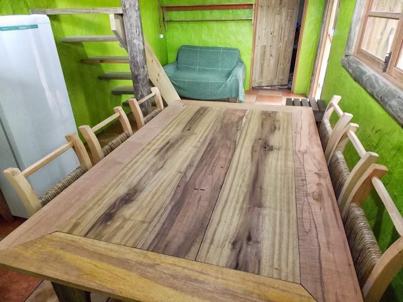mesa da cabana 8