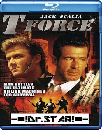 T-Force 1994 Dual Audio Hindi BluRay Download