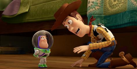short buzz lightyear toy story