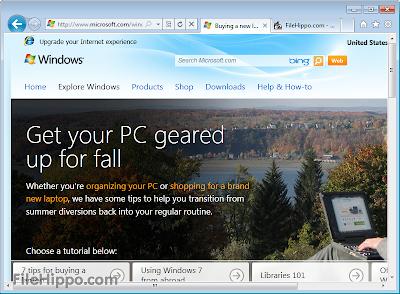Internet Explorer 11.0 Free Download