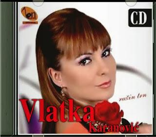 Narodna - Zabavna Muzika 2013 - Page 6 Vlatka+Karanovic+-+Ruzin+Trn+(2013)