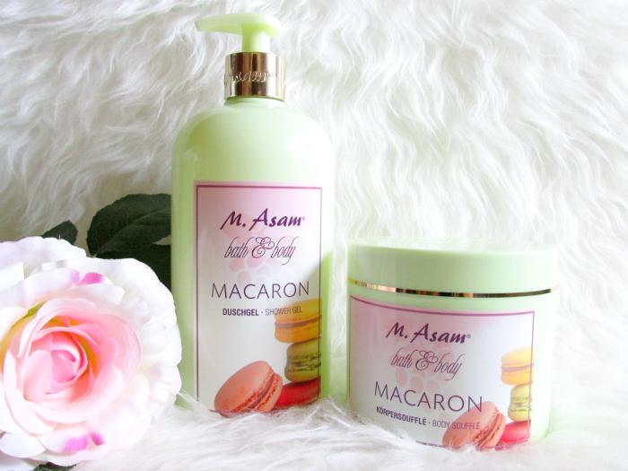 Review: M.Asam - Macaron Shower Gel & Body Soufflé