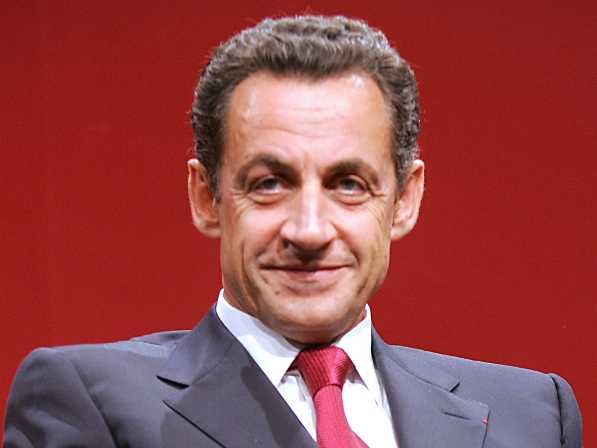 THE VIEW FROM FEZ: French President Nicolas SARKOZY in Morocco