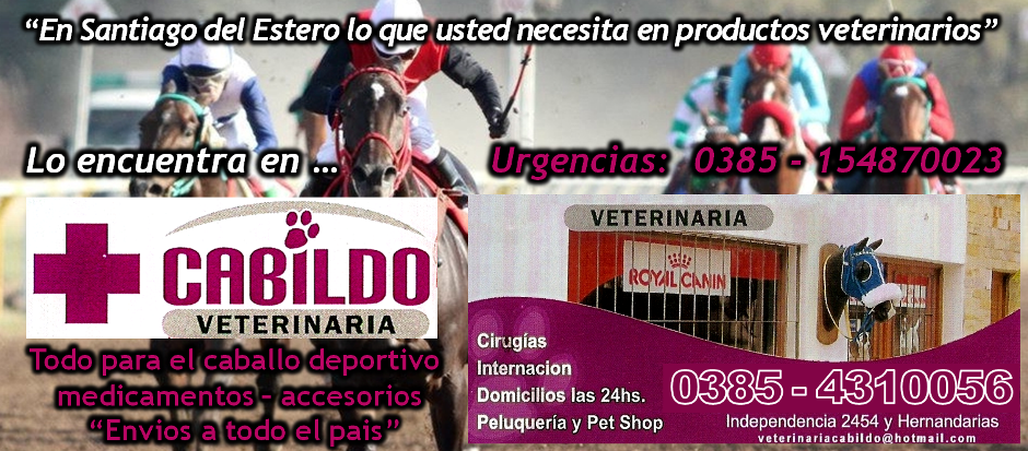 VETERINARIA CABILDO