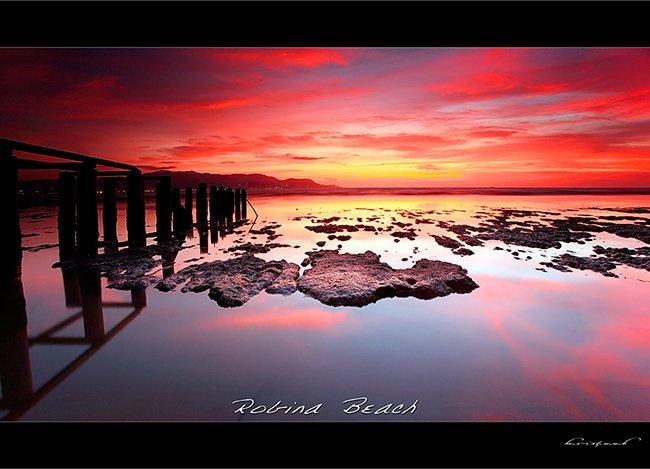 Pantai Robina by Keris Tuah