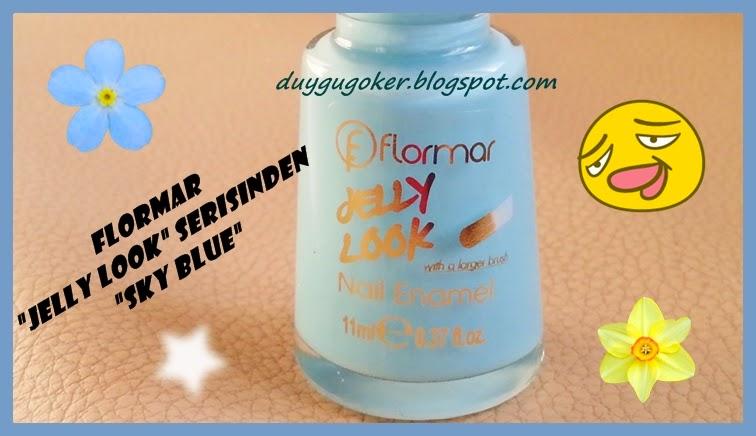 Flormar sky blue oje