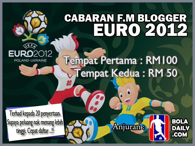 cabaran euro 2012