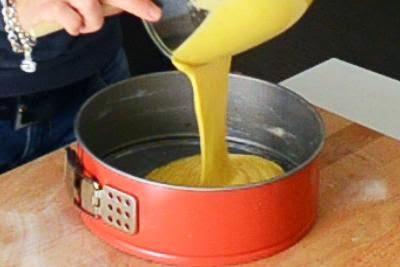 Torta all'arancia 11