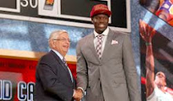 Anthony Bennett Drafted #1 Overall