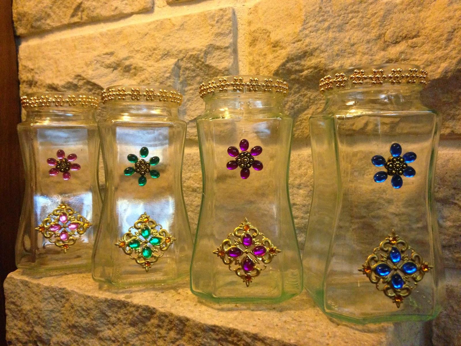 Reciclado de frascos de caf tutorial for Reciclar frascos de vidrio de cafe