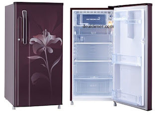 LG GL-B205KSLN 190 L Single Door Refrigerator