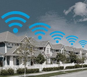 wifi dei vicini problema