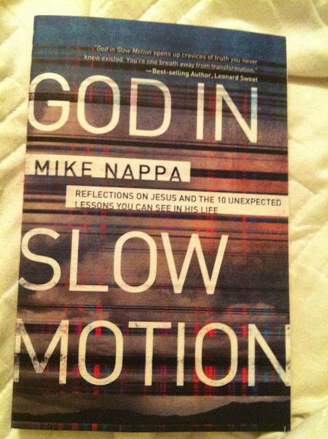 God in Slow motion book
