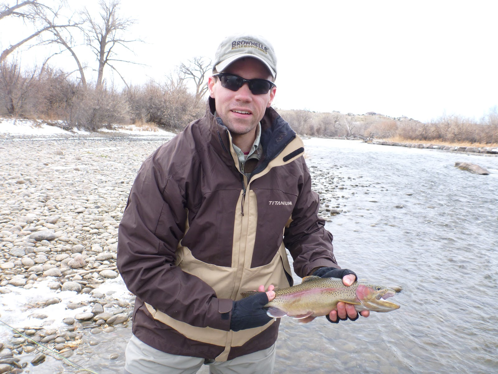 The o 39 grady flyfishing adventures the arkansas river for Ar fishing report