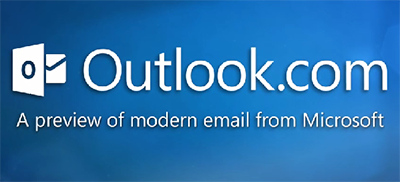 Aun no usas Outlook; inicia sesion Ya