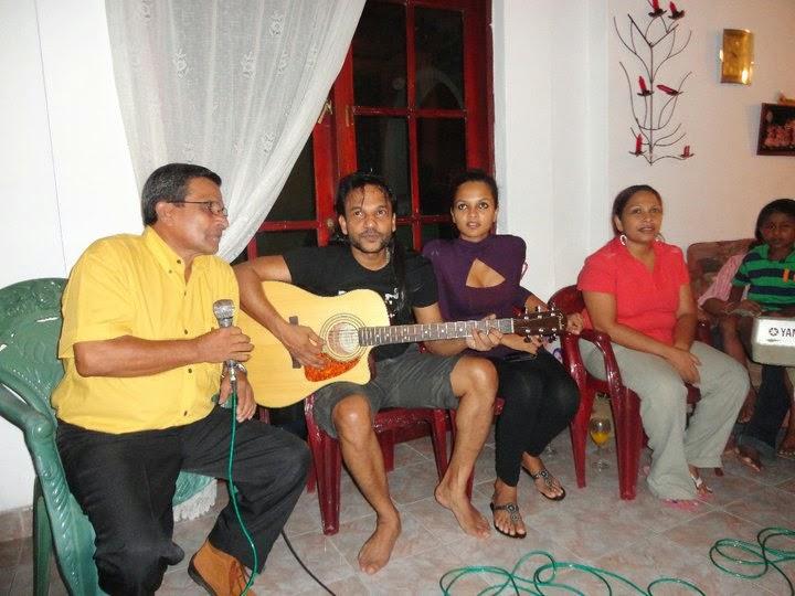 Athula Adikari & Amaya Adikari  3