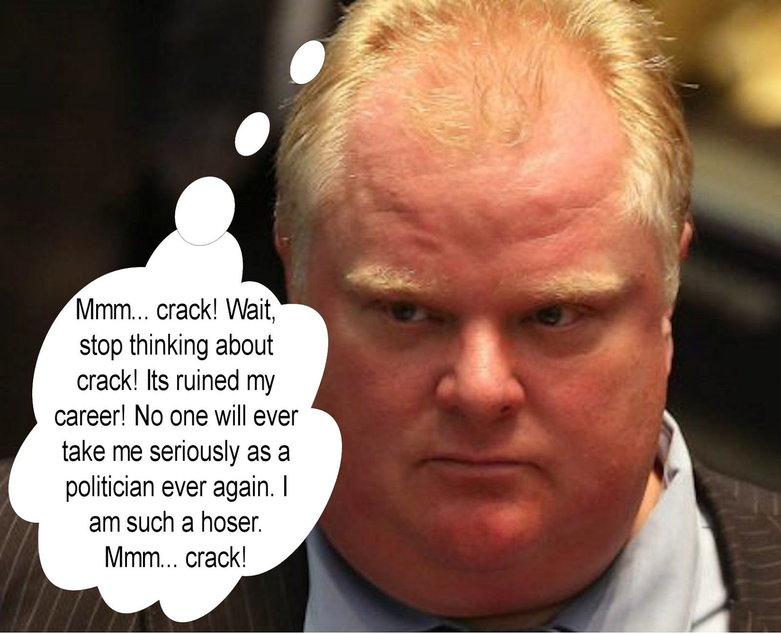 FUCK ROB FORD