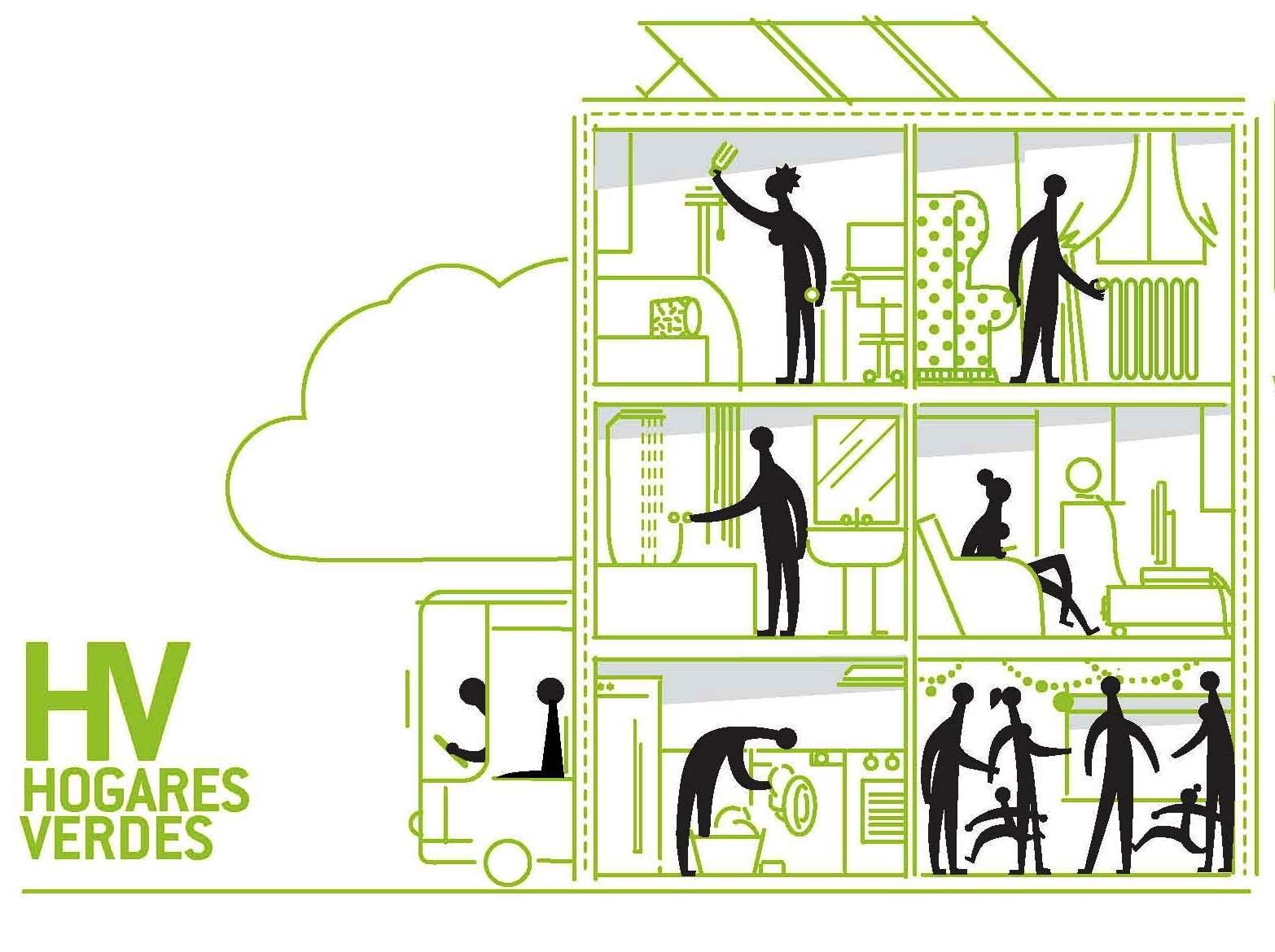 Puesta en marcha del programa hogares verdes en arahal con 12 familias - Como llenar la casa de energia positiva ...