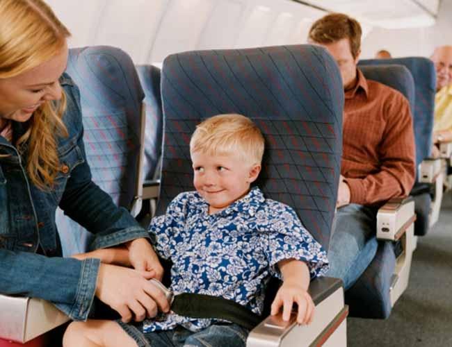 Авиабилеты для детей что нужно знать