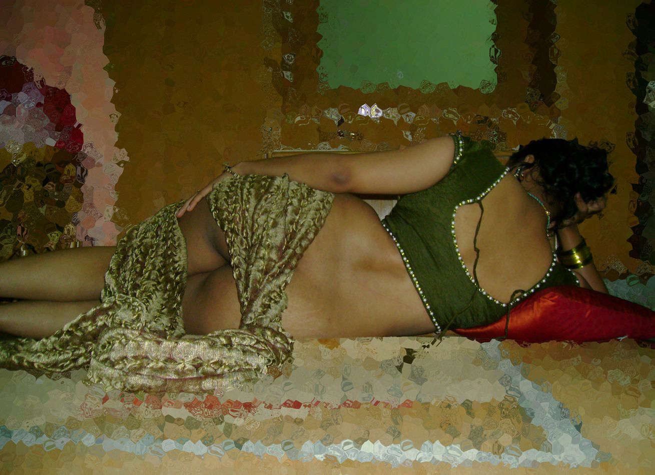 indian sex pussy saree