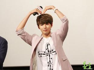 My kim ryeowook :*