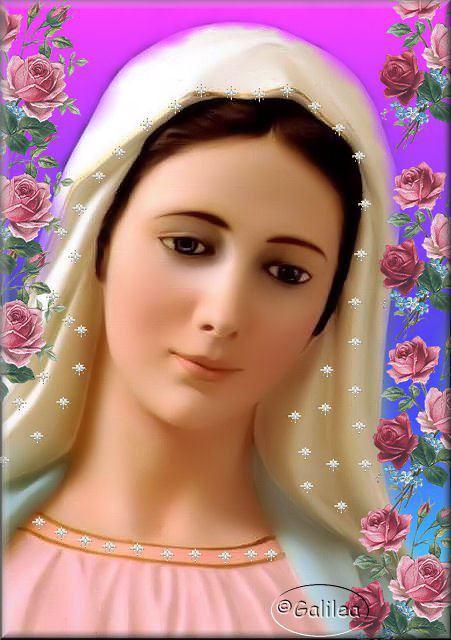 Virgen María - Ángelus