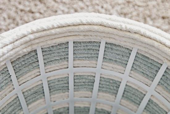 Ikea: Korb aus Seil selber machen