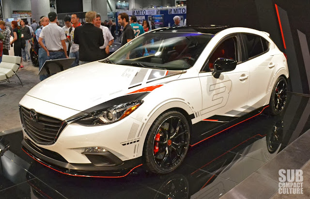 Club Sport Mazda3