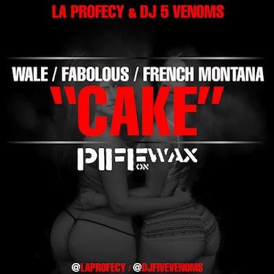 Wale - Cake