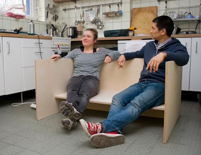 hartz iv m bel lichtenberg bar. Black Bedroom Furniture Sets. Home Design Ideas