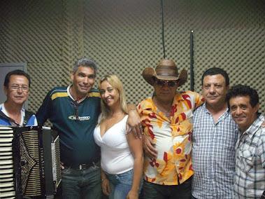 SIMÃO SABINO & RONEY.Com Locutor Nezito, Joao Ricardo,Miriam Souza