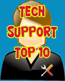 Helpdesk Tech Support Top 10