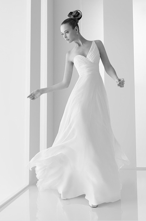 Rome Style Gown