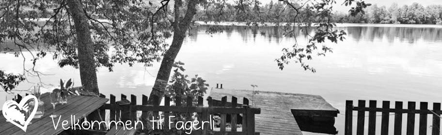 Fagerli, vårt nye hjem