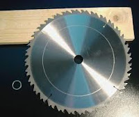 Types of carbide Saw or Wood Blade