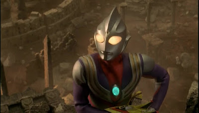 Ultraman Tiga The Movie : The Final Odyssey Subtitle Indonesia