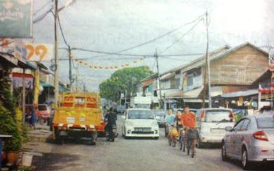 Tanjung Sepat Village