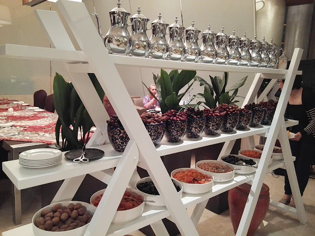 Iftar at Liwan Restaurant, Al Ghurair Rayhaan