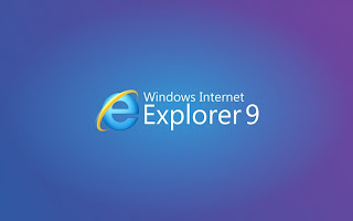 Internet Explorer 9 wallpaper