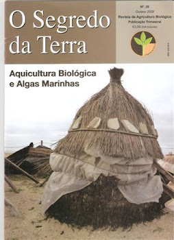 Revista Segredo da Terra, n 29: Aquicultura Biolgica e Algas Marinhas