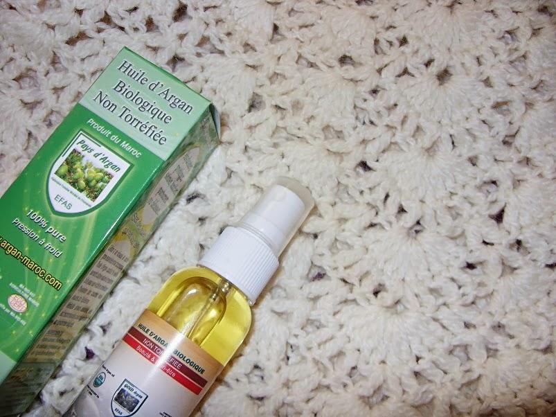 Recenzja: Kosmetyczny olej arganowy od Maroko Sklep