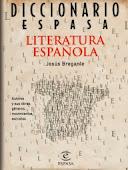 Diccionario Espasa de literatura española