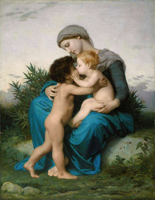 fraternal love,mother and child,babies