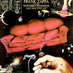 Album of the month #229: Frank Zappa & The Mothers of Invention - One Size Fits All (1975)