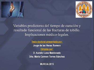 TESIS DOCTORAL PRESENTADA POR DR JORGE DE LAS HERAS ROMERO