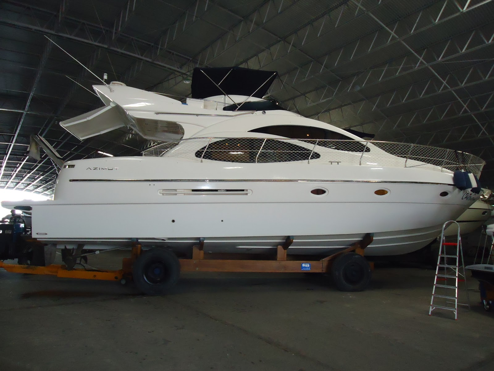 INTERMARINE AZIMUT 460 FULL 2005