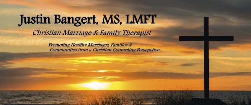Justin Bangert, MS, LMFT