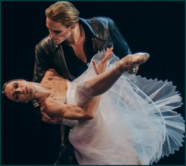 Maria Abashova and Oleg Gabyshev