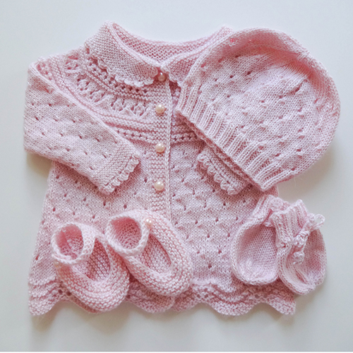 Lace Baby Drops