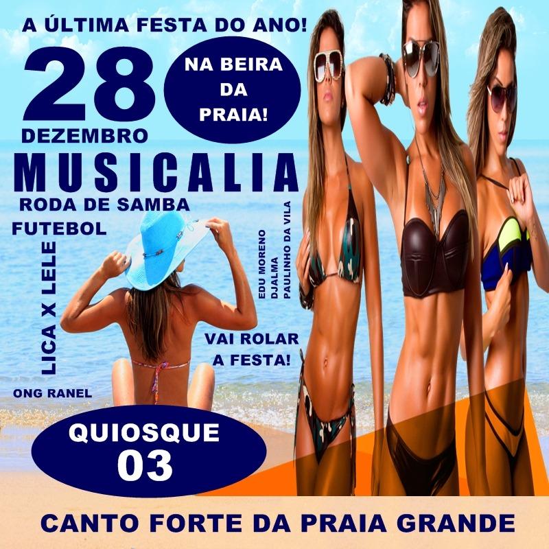 MUSICALIA PRAIA GRANDE